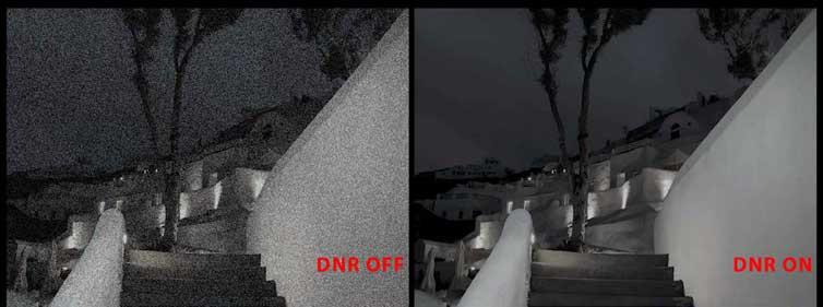 functia DNR - pornit vs oprit