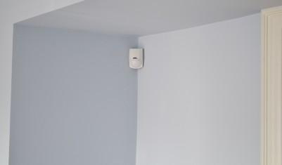 PIR apartament detector