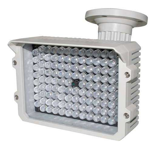 proiector tun infrarosu camere supraveghere