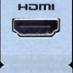 Iesire HDMI DVR