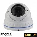 Imaginea Camera AHD dome interior, Sony Exmor, 1.3MP, 960p, IR 30m, lentila varifocal 2.8-12mm, TurboVTX S1030VIR
