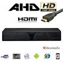 Imaginea DVR AHD VIDEOMATIX 4 canale AHD 720p/1080p sau analog claisc 960H, VTX-9004