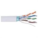 Imaginea Cablu FTP / Cablu Internet ecranat, cat5E, cupru integral, pret / metru liniar