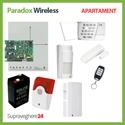 Imaginea Kit alarma wireless Paradox cu 1 PIR si 1 CM pentru Apartament