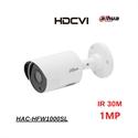 Imaginea Camera bullet CVI, 1MP, 720p, IR 30m, DAHUA  HAC-HFW1000SL