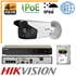 Imaginea Kit Complet IP PoE - 1 Camera IP Hikvision 4 Megapixel, NVR 4 canale PoE si HDD 1TB, configurare