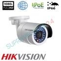 Imaginea Camera IP Exterior FullHD, 2MP, 1080p, IR 30m, day&night, WDR, DNR, BLC, HIKVISION DS-2CD2020F-I