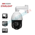 Imaginea Speed Dome Hikvision Starlight TurboHD DS-2AE4225TI-D cu suport DS-1602ZJ, exterior, 2 Megapixel FullHD, 25x zoom, IR 100m