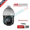Imaginea Speed Dome Hikvision Hibrid, HDTVI + CVBS, 1080p FullHD, 23x zoom, IR 100m, DS-2AE4223TI-A