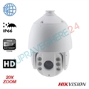 Imaginea Speed Dome IP Hikvision 1.3mp, 720p, 20x zoom, IR 100m, PoE, suport inclus, DS-2DE7174-A