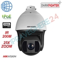 Imaginea Speed Dome IP Profesional Hikvision - 2 Megapixel, 1080p, 25x zoom, Autotracking, Defog, EIS, Smart IR 200m, DS-2DF8225IX-AEL DarkFighter