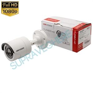 Imaginea Camera Exterior 4 in 1, 2 Megapixel, 1080p, IR 20m, HIKVISION DS-2CE16D0T-IRPF - minim 8 bucati