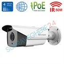 Imaginea Camera IP Exterior UltraHD, 4MP, WDR, BLC, DNR, IR EXIR 50m, day&night, HIKVISION DS-2CD2T42WD-I5