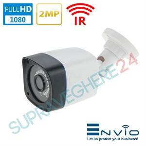Imaginea Camera Supraveghere AHD, 2 Megapixel 1080p , IR 30m, Envio ENV-ZAN30-200