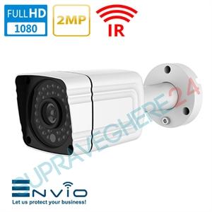 Imaginea Camera Supraveghere AHD, 2 Megapixel 1080p, IR 30m, Envio ENV-ZAP30-200