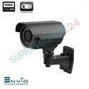 Imaginea Camera exterior pe negru, AHD FullHD, 1080p, varifocal, IR40m Envio ENV-ZET40-200