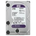 Imaginea Hard Disk HDD WD Purple pentru sisteme supraveghere, 2TB, 64MB, 5400RPM, SATA3
