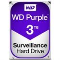 Imaginea Hard Disk HDD WD Purple pentru sisteme supraveghere, 3TB, 64MB, 5400RPM, SATA3