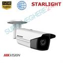 Imaginea Camera IP Starlight Ultra Low Light, Full HD, 2MP,  IR EXIR 50m, day&night, HIKVISION DS-2CD2T25FWD-I5