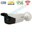 Imaginea Camera IP Exterior 4K, 8Megapixel, IR EXIR 50m, DNR, WDR, BLC, day&night, HIKVISION DS-2CD2T85FWD-I5