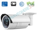 Imaginea Camera IP exterior 4MP, UltraHD, lentila varifocala, IR30m, WDR, BLC, Hikvision DS-2CD2642F-I