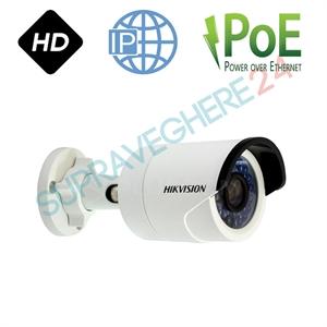 Imaginea Camera IP Exterior / Interior 1.3MP, HD, 720p, IR 20m DS-2CD2010F-I-4mm