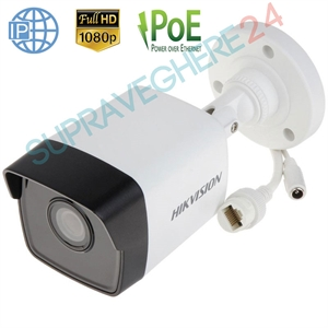 Imaginea Camera IP FullHD, 2 Megapixel, 1080p, IR 30m Day&Night, WDR, DNR, BLC, HIKVISION DS-2CD1023G0-I
