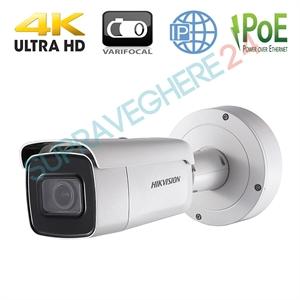 Imaginea Camera IP 4K UltraHD, 8 Megapixel, IR EXIR 50m, obiectiv varifocal motorizat, HIKVISION DS-2CD2685FWD-IZS