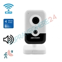 Imaginea Camera IP Wireless 4 Megapixel UltraHD, Audio, CardSD, Senzor PIR, Hikvision DS-2CD2443G0-IW