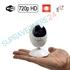 Imaginea Camera IP Wireless Interior, 1 Megapixel HD, Audio, Card SD, PushVideo, Hikvision DS-2CV2U01FD-IW