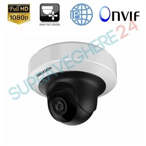 Imaginea Camera IP Rotativa Interior PTZ, 2MP, FullHD, IR 10m, Hikvision DS-2CD2F22FWD-I