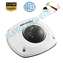 Imaginea Camera IP Mini Dome Antivandal Exterior / Interior, 3 Megapixel, FullHD, IR10m, Hikvision DS-2CD2532F-I