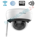 Imaginea Camera IP Wireless Dome, FullHD, 2MP, 1080p, IR 20m, Audio Integrat, Wifi, CardSD, HIKVISION DS-2CD2121G1-IDW1