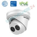 Imaginea Camera IP Dome 4MP UltraHD, WDR + BLC, IR EXIR 30m, Hikvision DS-2CD2342FWD-I