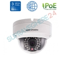 Imaginea Camera IP Dome Hikvision Exterior / Interior, 3MP, FullHD, IR 30m, DS-2CD2132F-I