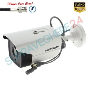 Imaginea Camera exterior TurboHD cu PoC, 2 Megapixel, FullHD, Smart IR 40m EXIR, Hikvision DS-2CE16D0T-IT3E