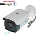 Imaginea Camera de exterior cu PoC (alimentare prin cablu date), 2 Megapixel, FullHD, Smart IR 80m EXIR, TurboHD Hikvision DS-2CE16D0T-IT5E