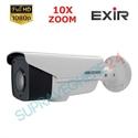 Imaginea Camera exterior cu lentila varifocala motorizata, 1080p, IR Exir 110m, Hikvision TurboHD DS-2CE16D9T-AIRAZH