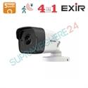 Imaginea Camera Exterior 4 in 1 TVI CVI AHD CVBS, 5 Megapixel, TurboHD, 4K Ultra HD, IR Exir 20m, Hikvision DS-2CE16H0T-ITF