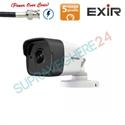 Imaginea Camera de exterior cu PoC (alimentare prin cablu date), 5 Megapixel UltraHD, IR 20m, Hikvision DS-2CE16H0T-ITE