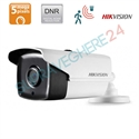 Imaginea Camera exterior HDTVI, 5 Megapixel, smart IR 40m EXIR, DNR, BLC, HIKVISION TURBOHD DS-2CE16H1T-IT3