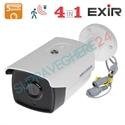 Imaginea Camera Exterior 4 in 1 TVI CVI AHD CVBS, 5 megapixel, 4K Ultra HD, IR Exir 80m, HIKVISION DS-2CE16H0T-IT5F