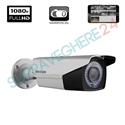 Imaginea Camera exterior varifocal HDTVI 1080p, IR 40m, HIKVISION TurboHD DS-2CE16D1T-VFIR3F