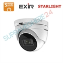 Imaginea Camera dome HDTVI STARLIGHT, 5MP UltraHD, IR Exir 20m, Hikvision DS-2CE76H8T-ITMF