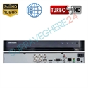 Imaginea DVR TurboHD 4 canale 2 Megapixel 1080p, 5 in 1 TVI CVI AHD CVBS IP, Hikvision DS-7204HQHI-K1