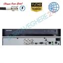 Imaginea DVR TurboHD 4 canale 2 Megapixel 1080p, PoC (alimentare camere din DVR), Hikvision DS-7204HQHI-K1/P