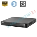Imaginea DVR TurboHD 8 canale 2 Megapixel 1080p, 5 in 1 TVI CVI AHD CVBS IP, 2x Slot HDD, Hikvision, DS-7208HQHI-K2