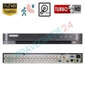 Imaginea DVR TurboHD 32 canale 2 Megapixel 1080p, 5 in 1 TVI CVI AHD CVBS IP, 2x Slot HDD, Hikvision DS-7232HQHI-K2