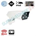 Imaginea Camera IP cu lentila varifocala motorizata, HD 720p, IR 80m, Senzor Starlight Envio IESS-CM90AP130