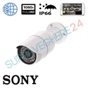 Imaginea Camera IP Exterior / Interior, FullHD 1080p, IR 25m, Sony Envio IP-ZEM36-2.0